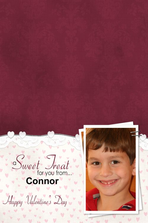 Connor VDAY09